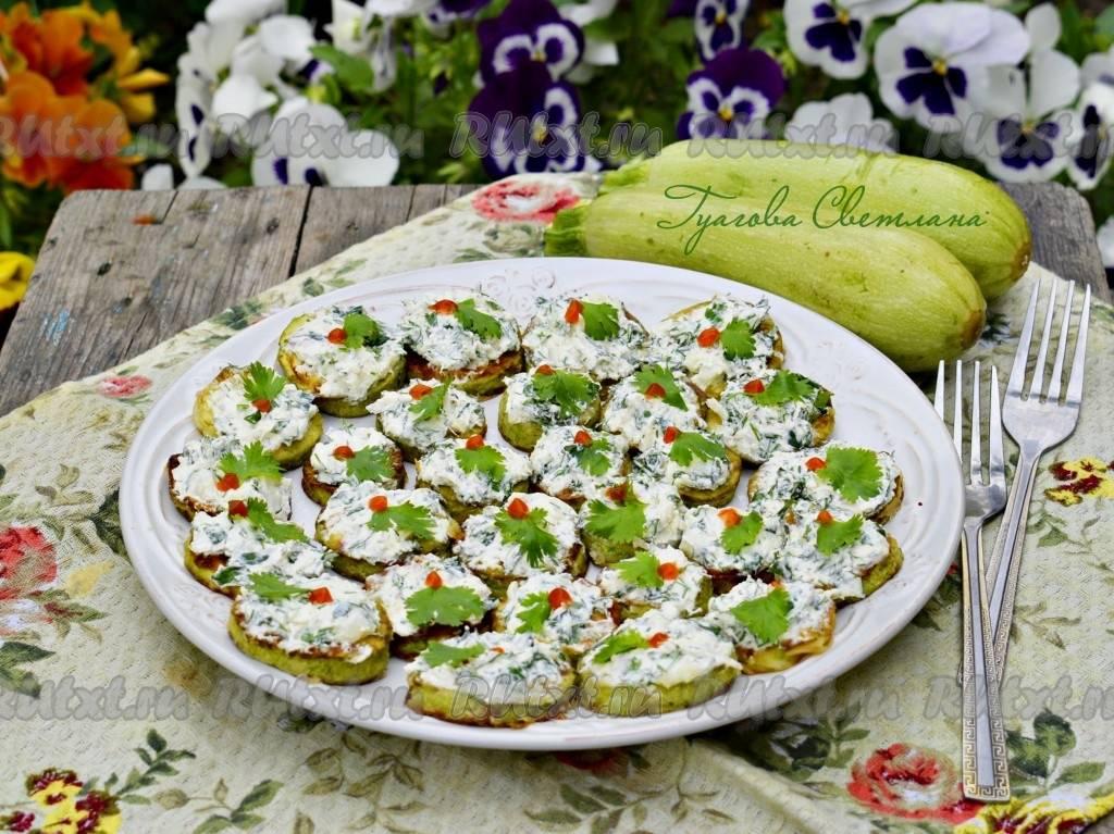 Кабачки, фаршированные творогом. пошаговый рецепт с фото • кушать нет