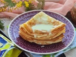 Французские блинчики - 7 рецептов. как готовить тонкие блины