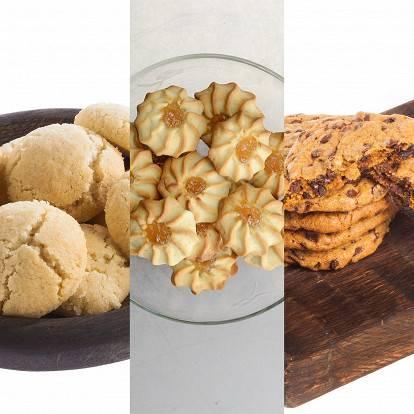 Банановое печенье (подходит для детишек с аллергией)