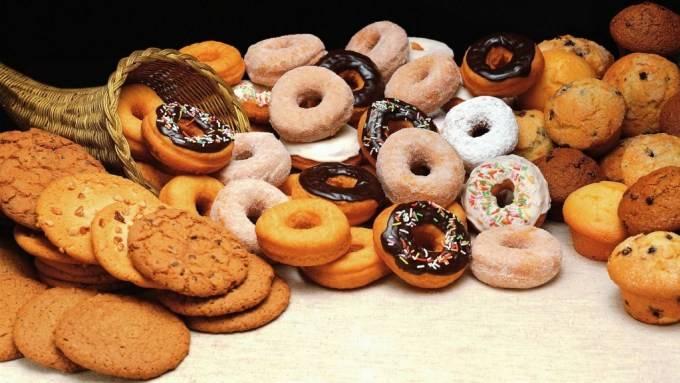 Печенье из смеси детской рецепт