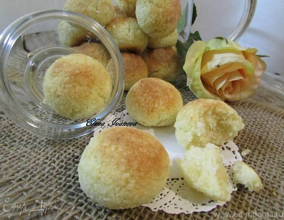 """Кокосовое печенье """"кокосанка"""" - рецепты, особенности приготовления и рекомендации"""