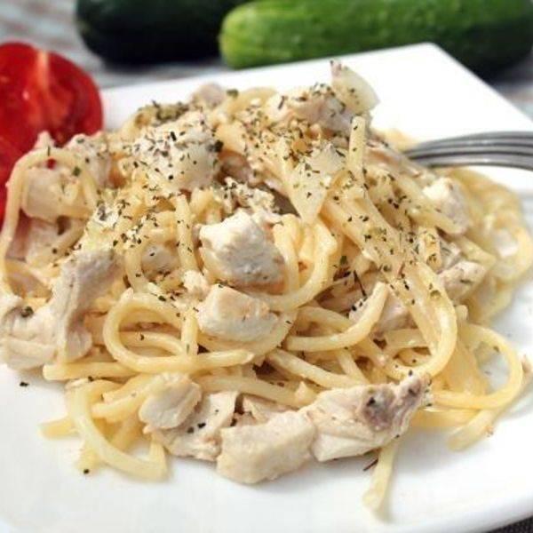 Паста путанеска - шикарное итальянское блюдо за 35 минут