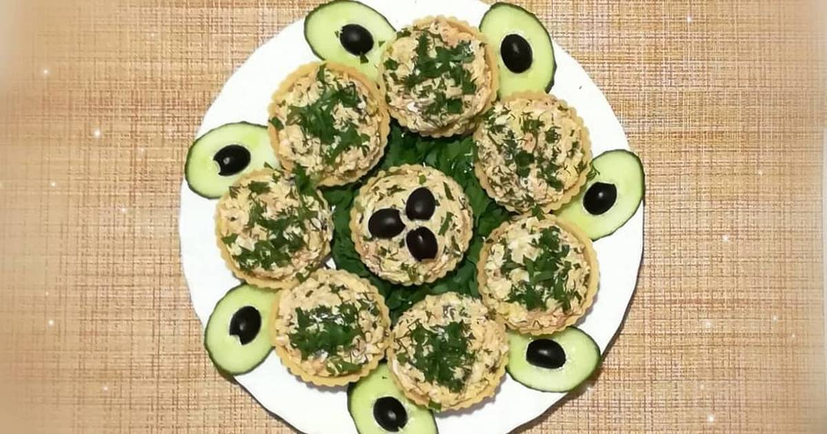Царская закуска: пошаговый рецепт с фото
