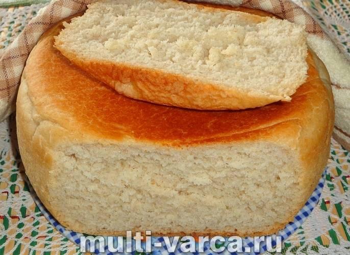 Вкусный хлеб на сыворотке без яиц