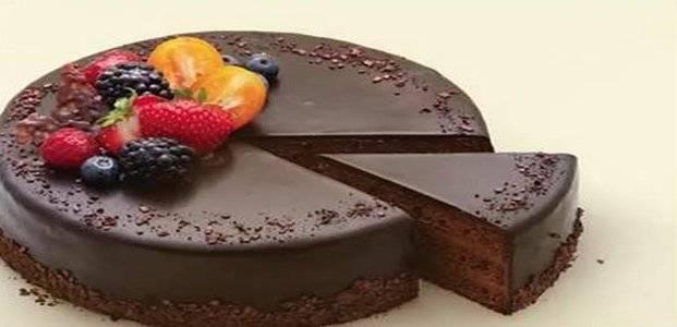 Торт «прага» классический