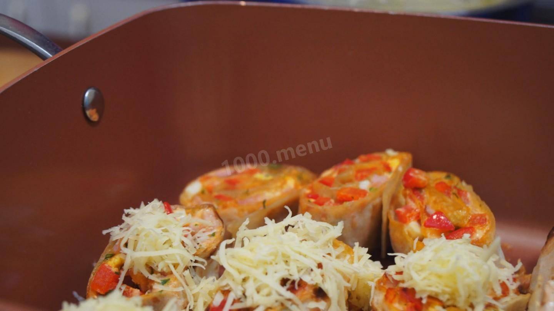 Пицца из лаваша (тонкого, толстого): легкие рецепты с фото
