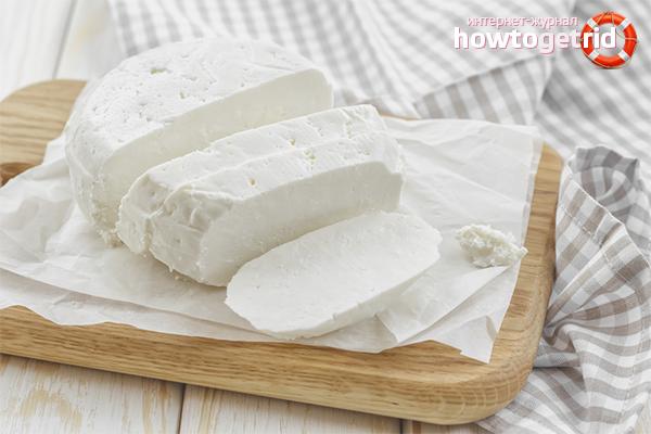 Сыр адыгейский в домашних условиях рецепт с фото пошагово