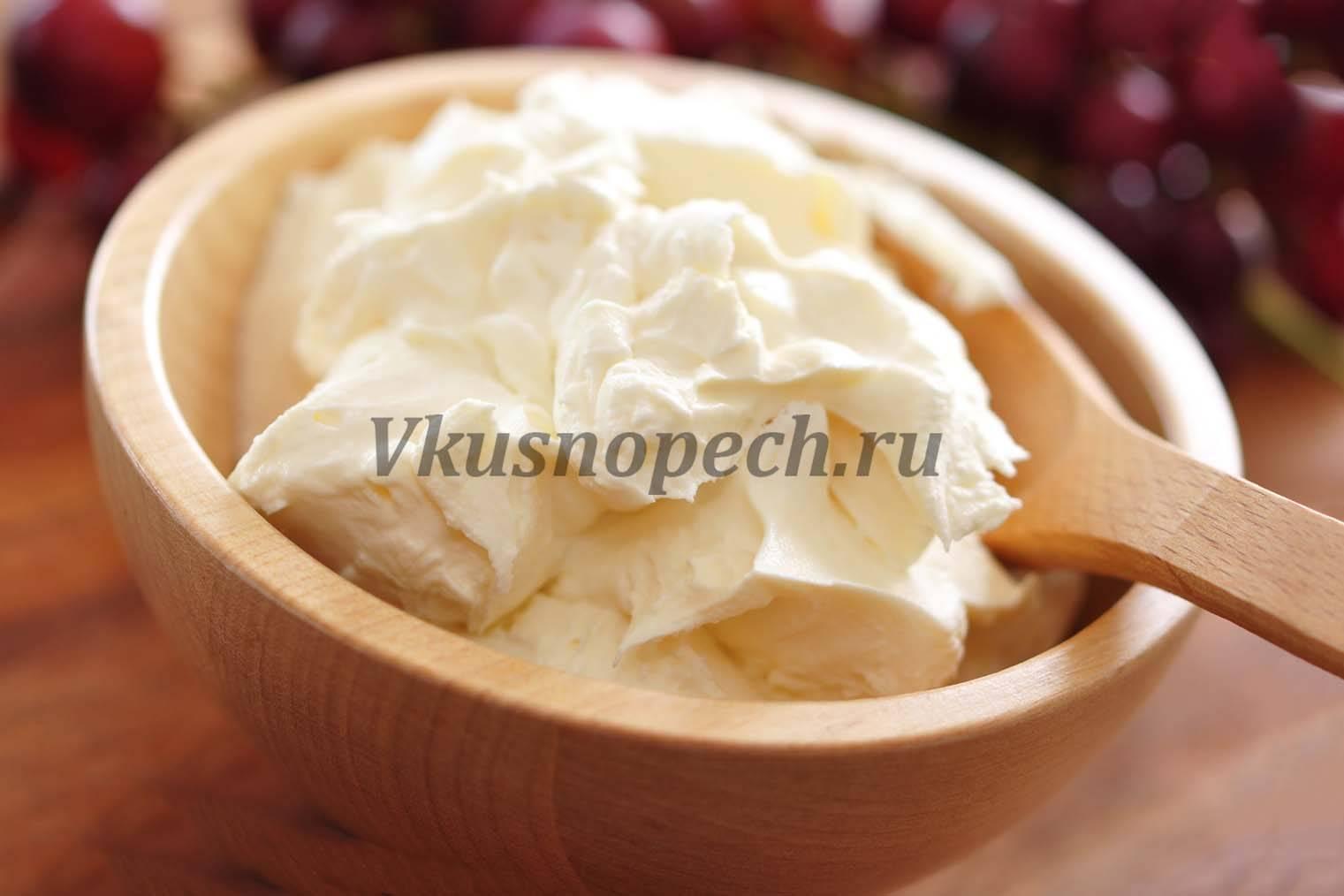 Заварной крем для торта -рецепты с молоком, сливками и на воде, с лимоном и какао