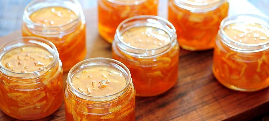 Самый апельсиновый конфитюр