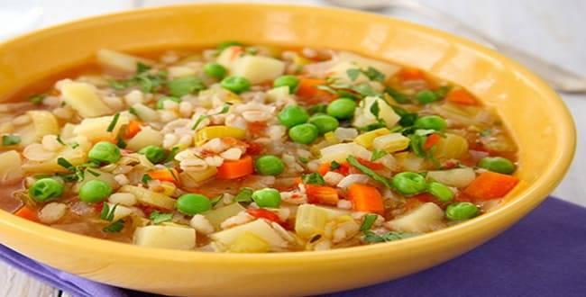 Суп минестроне: щедрый подарок италии