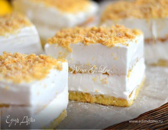 Лимонное печенье– вкусный подарок на праздничное торжество