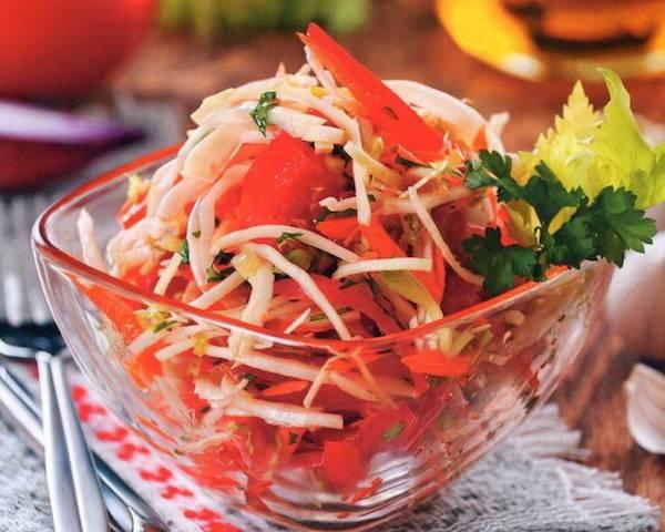 Салат витаминный рецепт с фото