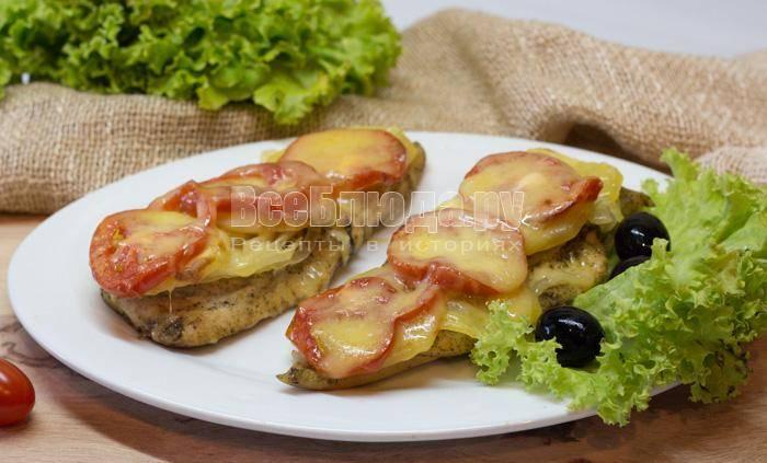 Сом с сыром и помидорами - рецепт с фотографиями - patee. рецепты