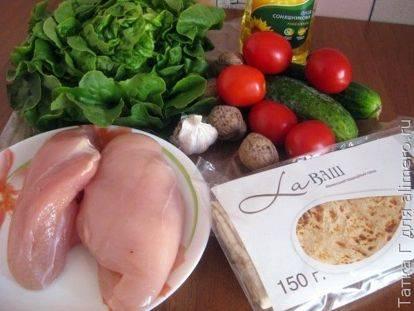 11 вкусных закусок из лаваша на праздничный стол на скорую руку