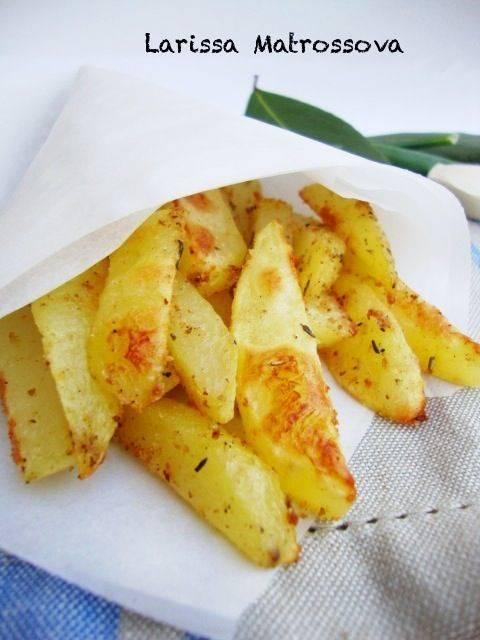 Картошка в духовке с сыром: рецепты