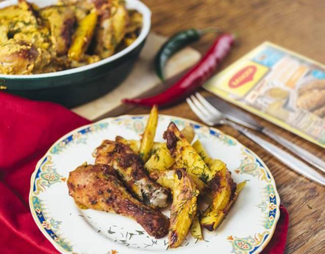 Курица гриль в духовке на вертеле целиком — пошаговый рецепт приготовления маринада и запекания куры гриль