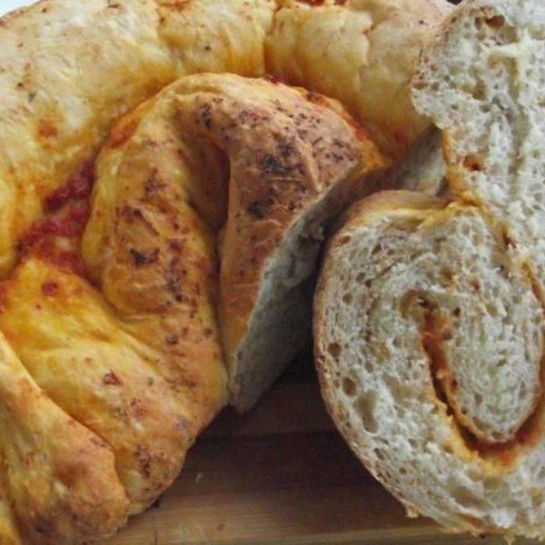 Итальянский хлеб с оливками ( без яиц) | страна мастеров