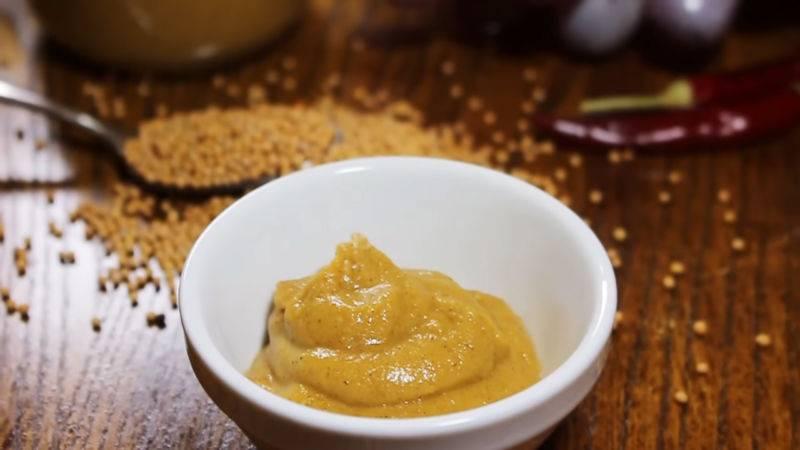 Порошок горчичный - рецепты