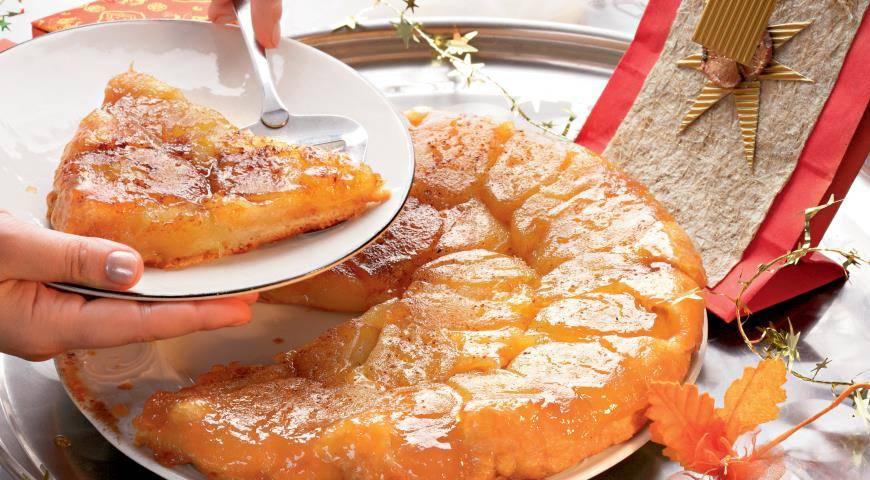 Тарт татен – оригинальные рецепты французского десерта с яблоками и не только!