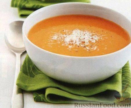 Овощной суп-пюре — густой наваристый овощной суп - рецепты джуренко