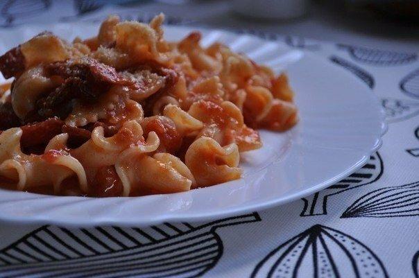 Итальянская паста — виды макарон, рецепты, фото, история появления