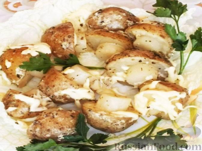 Зразы картофельные с грибами - 45 домашних вкусных рецептов приготовления