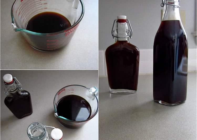 Как сделать кофейный ликер