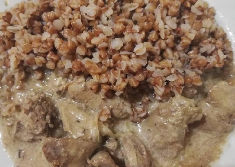 Куриная печень по-милански