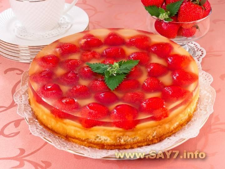 Десерт из клубники - самые вкусные и оригинальные рецепты сладких угощений