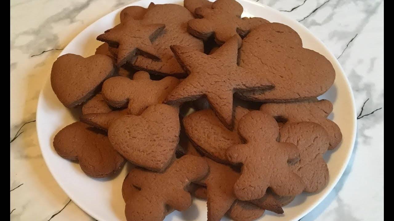 """Пасхальное шоколадное печенье """"птичьи гнездышки"""""""