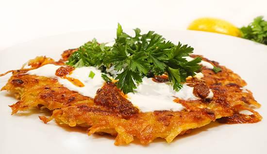 Драники — картофельные оладьи