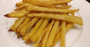 Картофель фри в домашних условиях в духовке