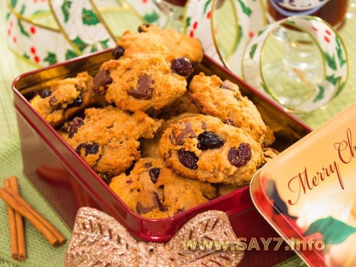 Новогоднее печенье своими руками в подарок: 5 рецептов на любой вкус