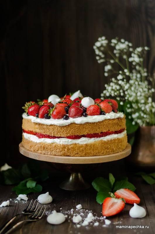 Бисквит королевы виктории))))) - запись пользователя инна (soldinna) в сообществе кулинарное сообщество в категории печенья, пирожные, торты, пончики, кексы - babyblog.ru