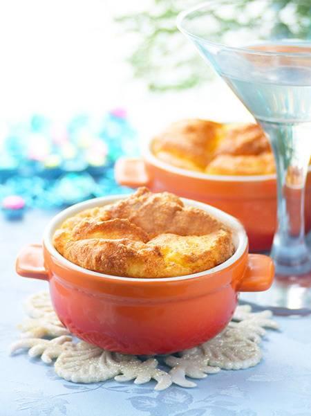 Суфле картофельное