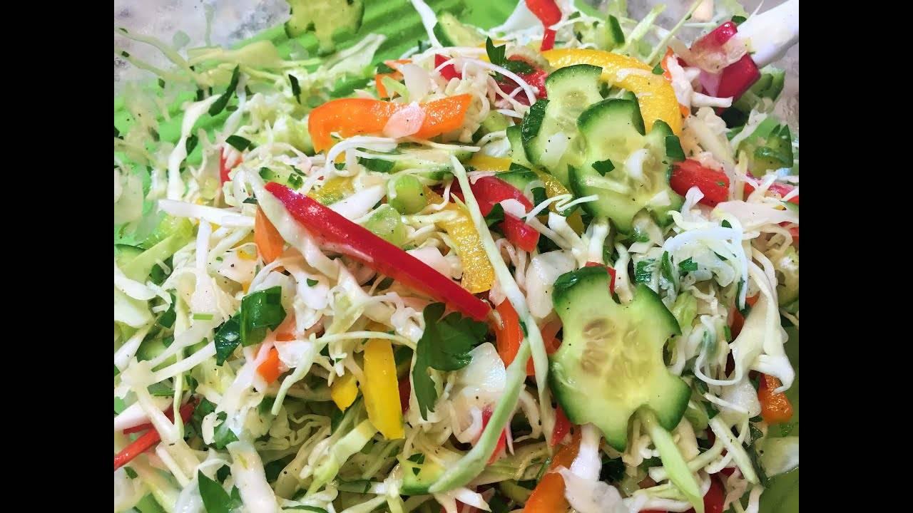 Витаминный салат в домашних условиях: простые рецепты, польза и вред витаминных салатов (105 фото и видео)