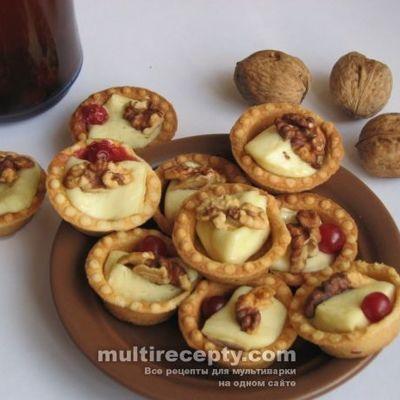 Французский десерт — кофейные каннеле