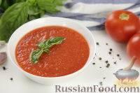 Суп гаспачо – любимое блюдо горячих испанцев