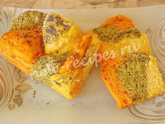 Самый пушистый хлеб