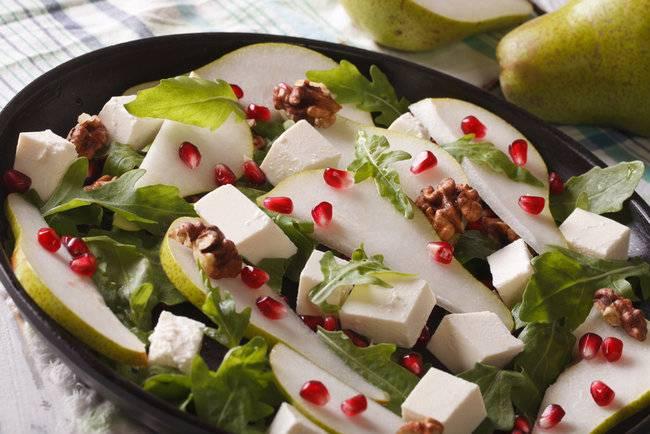 Салат с фисташками » рецепты - готовим дома | «наобед.kz»