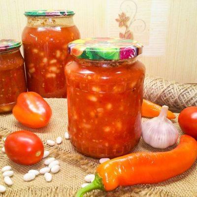 14 рецептов лечо из перца и томатов на зиму