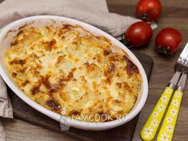 Цветная капуста в духовке – 6 рецептов приготовления
