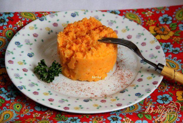 Пюре из батата: рецепты приготовления