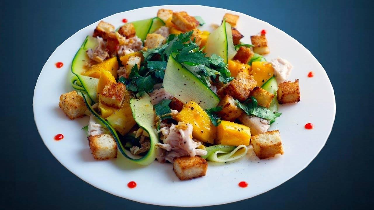 Салаты с фруктами и ягодами. рецепты от сибмам с фото - салаты