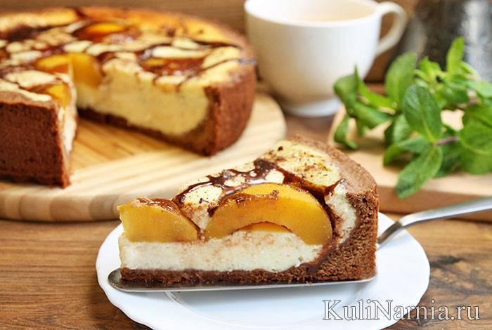 Бисквитный торт с творожным кремом - 11 пошаговых фото в рецепте