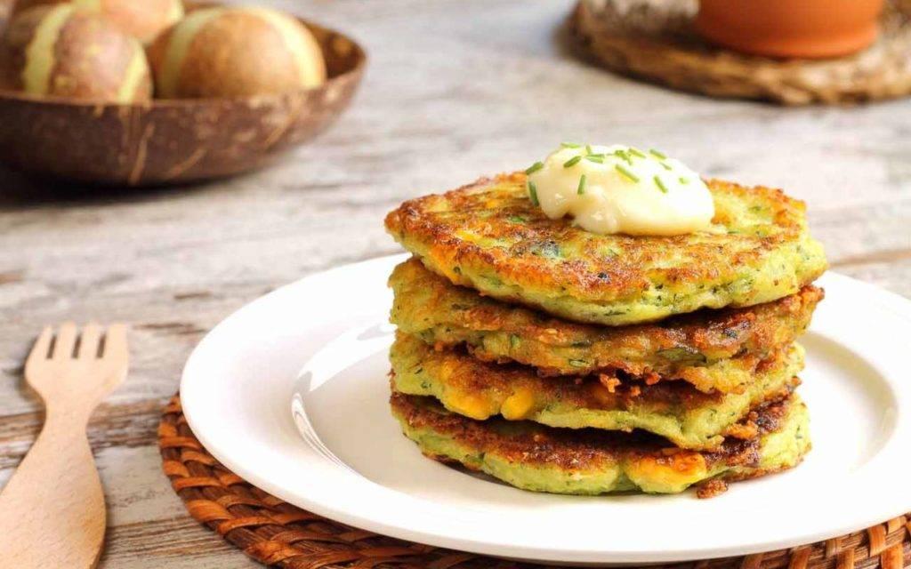 Рецепты драников из кабачков и цуккини