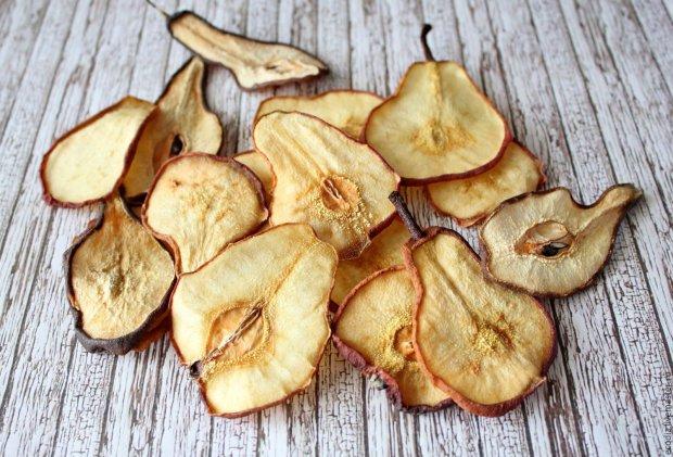 Хрустящие чипсы из авокадо за 25 минут