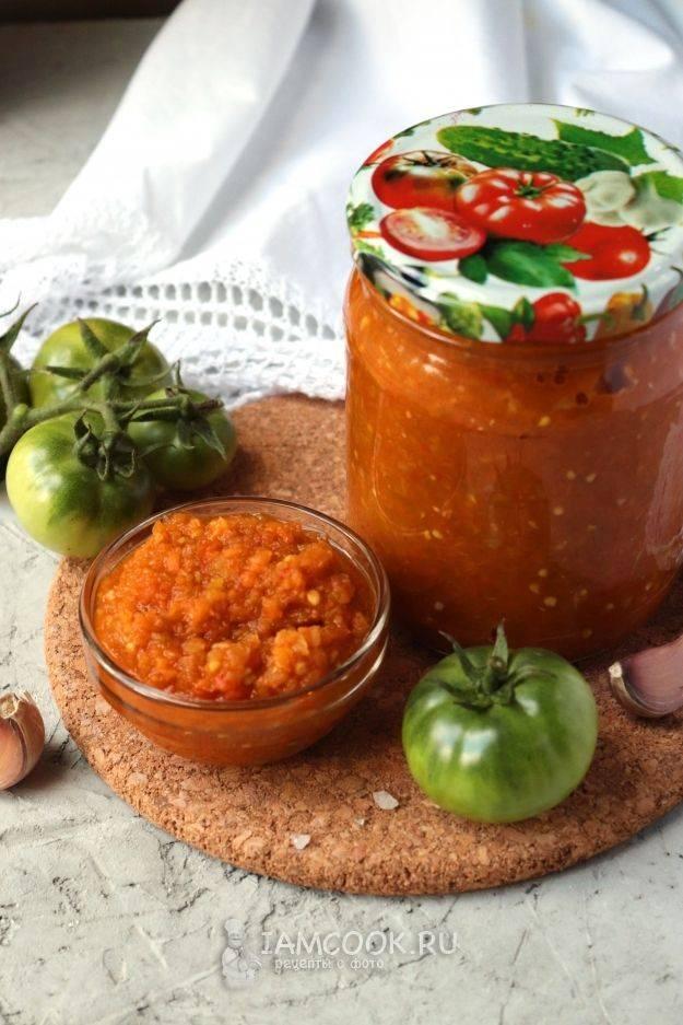 Икра из зеленых помидоров: легкие рецепты на зиму — восхитительная закуска для любого случая!