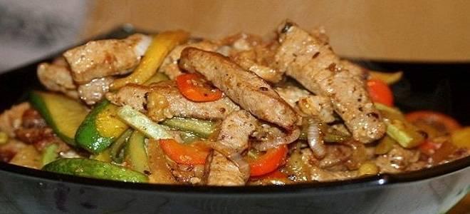 Рецепт тушеных кабачков с овощами на сковороде. тушёные кабачки с овощами: пошаговые рецепты и секреты вкусного гарнира