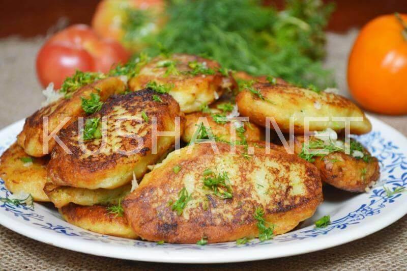 Рецепт: картофельное пюре - с кабачком. картофельное пюре с кабачком